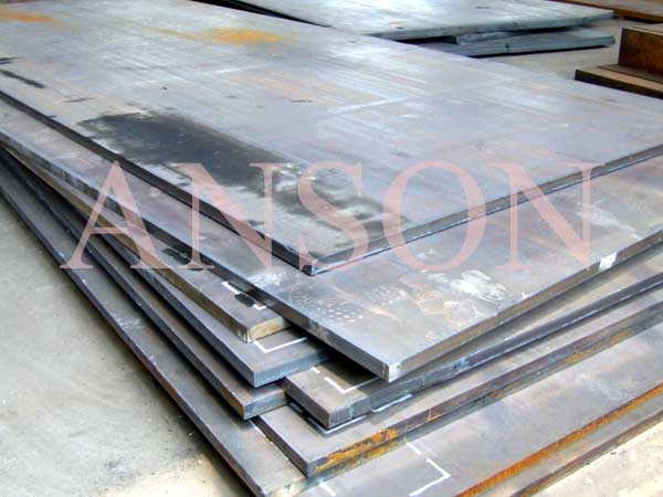boilers and pressure vessels steel plate