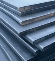 steel plate for oil gas transport